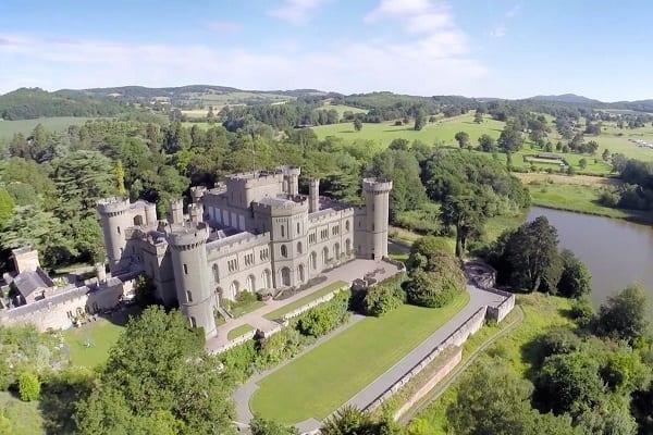 Eastnor Castle