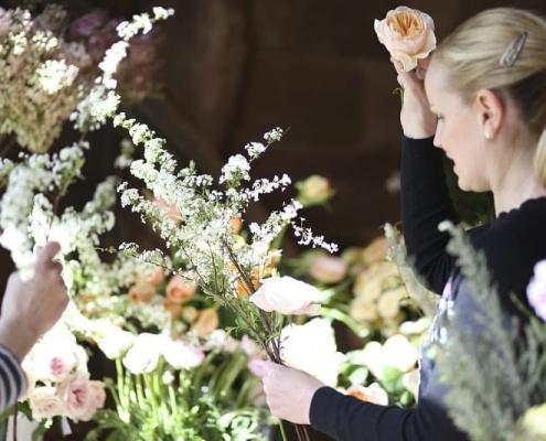 Sabine Darrall Flower Courses