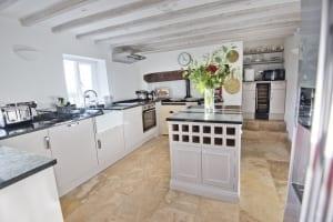 Perrycliff Cottage Kitchen