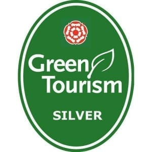 Green Tourism Silver Award for Grovewood Cottages