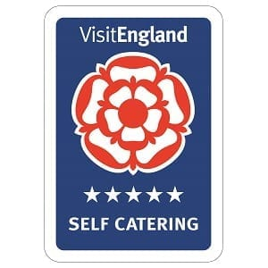 Visit England Five Star Self Catering Grove Wood Cottages